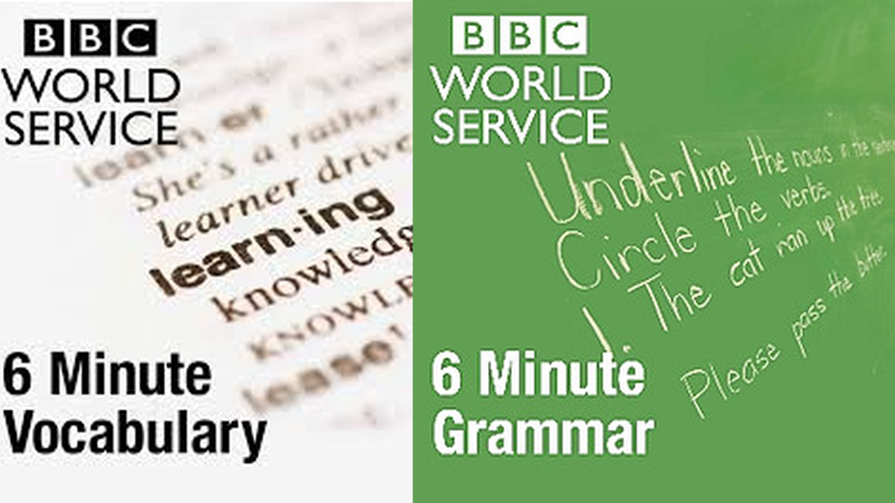 podcasts ingles 6 minute grammar